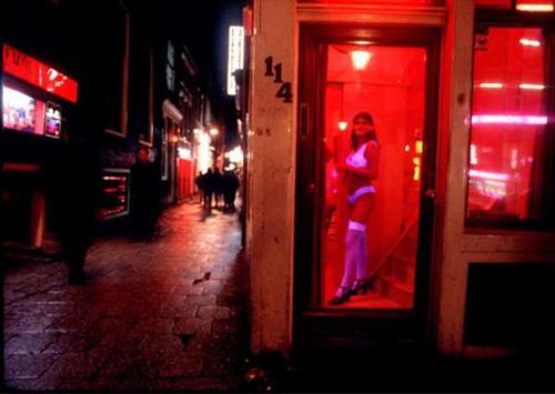 阿姆斯特丹红灯区被改造图片 22515 500x355
