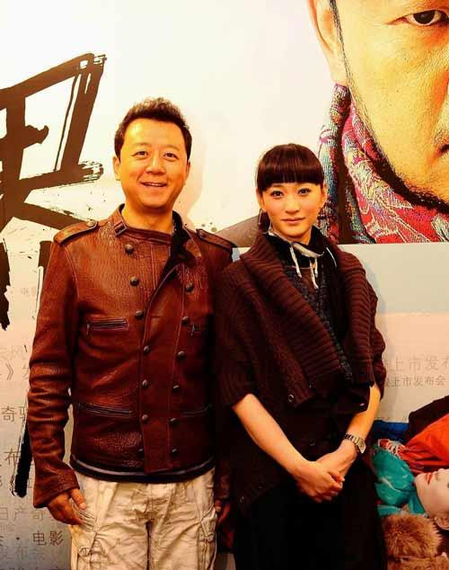 《过界》11月7日公映 郭涛、李小冉沙漠激情齐