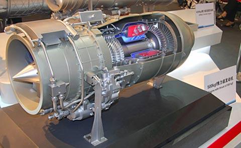 中国大飞机发动机首次公开时间表