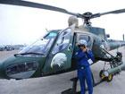 全副武装的WZ-11直升机