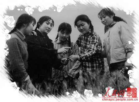 岁月如歌:知识青年上山下乡运动40周年(组图)