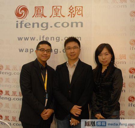 凤凰网独家专访agenda首席创意总监总经理叶慈平及长图片