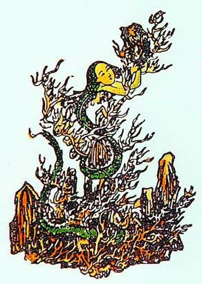 远古血缘婚:伏羲女娲兄妹通婚传说