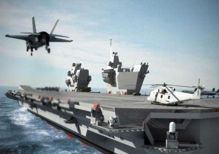 中国新下水的军舰_美媒称6万吨新航母将使中国跻身强国俱乐部_军事频道_凤凰网