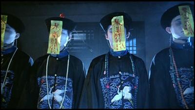 """""""灵异片之王"""":香港首创僵尸功夫片《僵尸先生》图片"""
