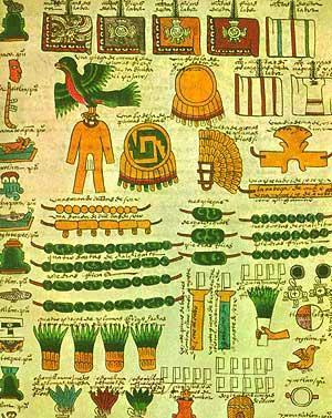 玛雅人留下的神秘符号