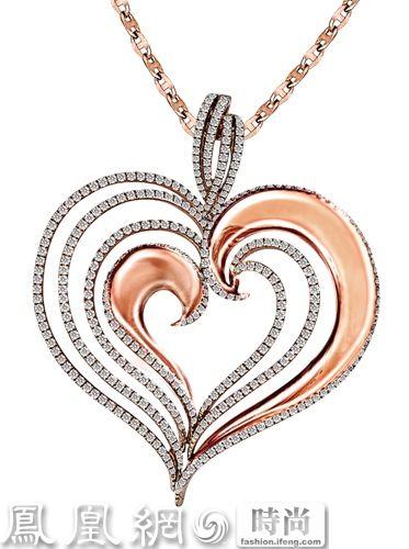 由英皇珠宝提供凤凰网时尚特别使用