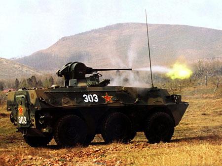 中国机械化步兵装备已接近现代化标准--网友影响中国--全国最大社区媒体