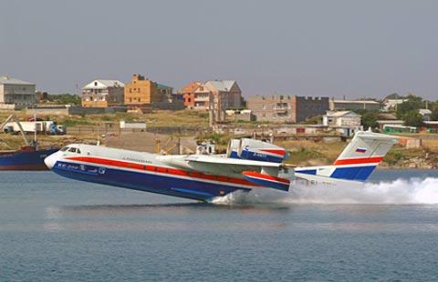 """中国""""蛟龙-600""""大型水上飞机即将立项研制(图)"""