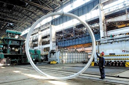 中国大飞机生产制造进入新阶段:关键件浇铸成功
