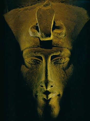 揭秘 古埃及法老可能是外星人后裔 图图片