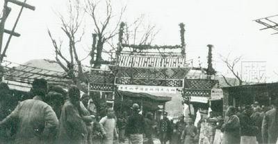 1925年为孙中山送葬全程实录