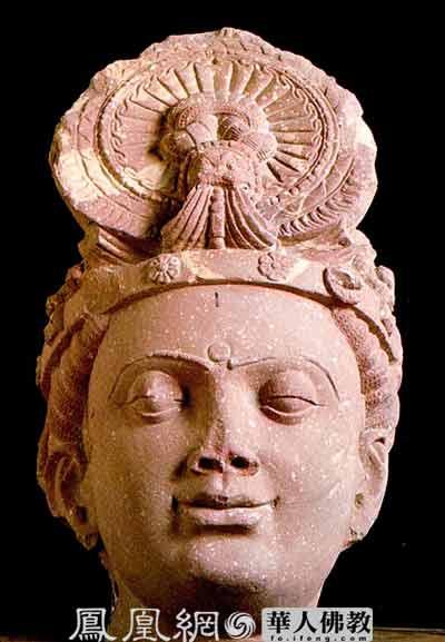 中国最初的佛教造像