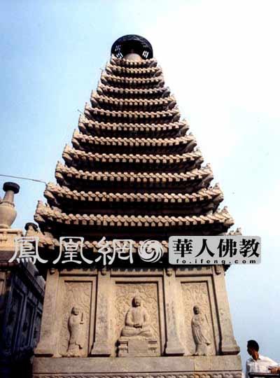 北京碧云寺金刚宝座塔
