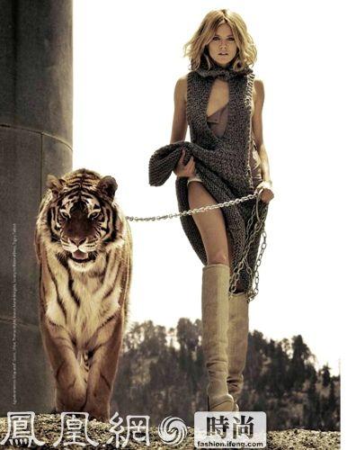 真人版美女与野兽组图