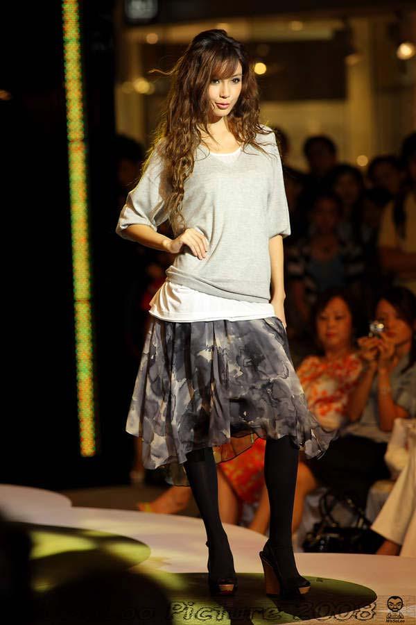 香港最红少女模特 超乎年龄的成熟 晨曦
