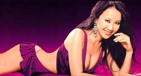TOP1李玟是华语歌坛中有名的