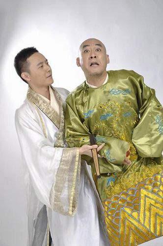 古装服饰现代造型-《三国-龙凤呈祥》大玩颠覆