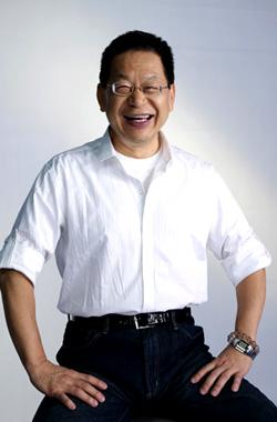 石齐平:凤凰的帅老头