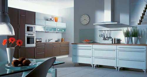 大厨房改进缔造空间层次图片