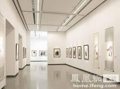 5月29日,中国国家画院美术馆在装修一新后揭牌.