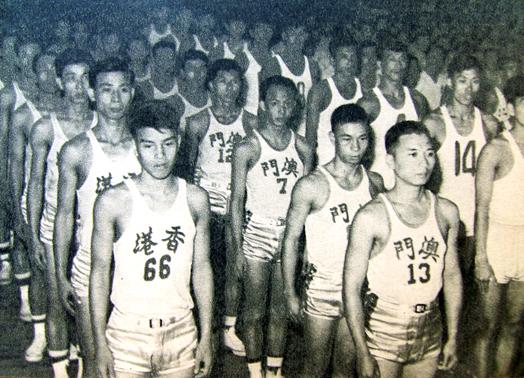 奥运中国50年代 1956年