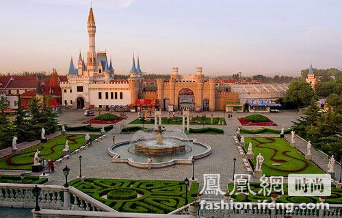 北京世界公园 山寨版世界