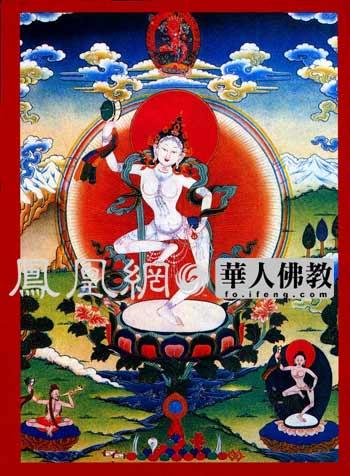 灿烂的藏族绘画艺术:唐卡
