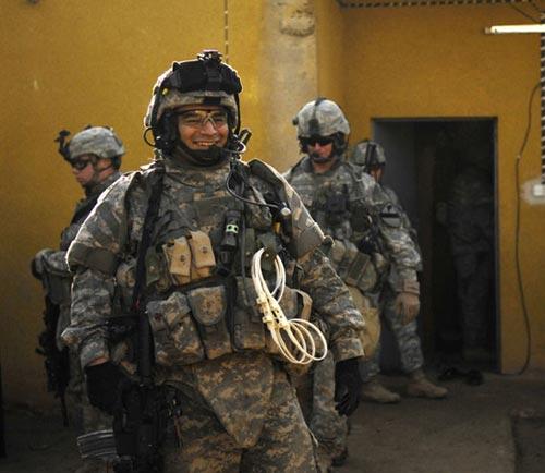 解放军军用背包相关图片展示