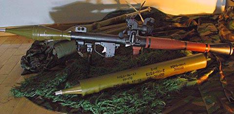 69式40毫米火箭筒