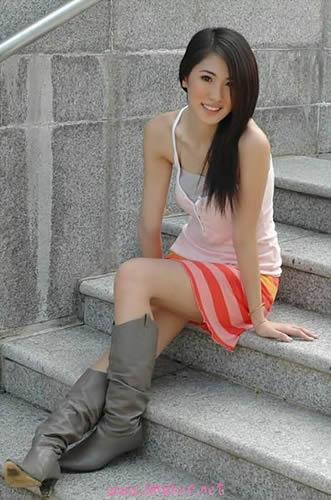 北京最美女研究生写真 竖