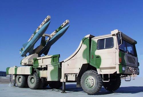 细说中国导弹种类大全19红旗—12地空导弹(HQ-12) - hubao.an - hubao.an的博客