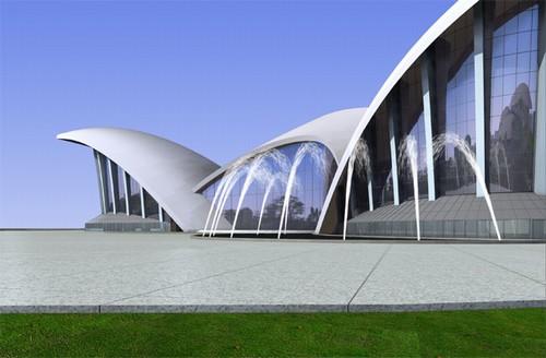 新加坡东区艺术中心建筑设计-手机凤凰网