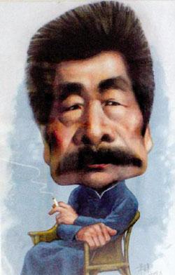 骑士鲁迅换张面孔去恋爱:发誓不看表情自窗泼教练女生斗士包图片
