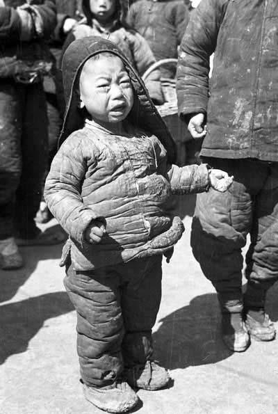 1942年触目惊心河南大饥荒