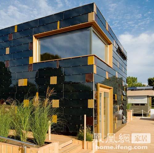 国外太阳能概念房屋设计[组图]