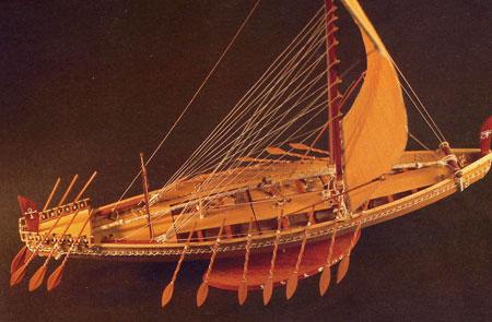 西洋帆船发展史:帆船是人类创造力的伟大结晶