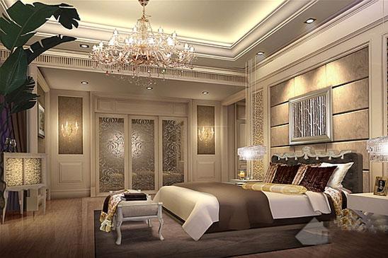 25平米大卧室装修效果图