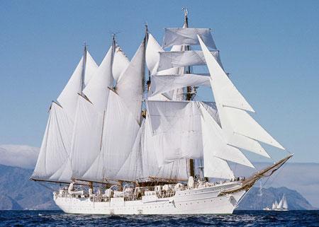 帆船折叠步骤图解