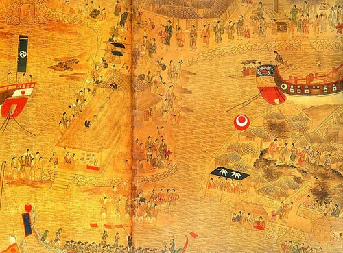 【琉球国前世今生】:琉球王国的独立外交 - 静水流深 - 静水流深