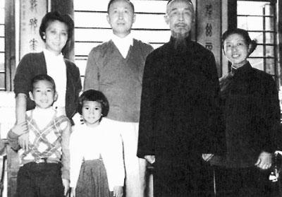 近代兵学泰斗蒋百里与钱学森的翁婿故事(图)
