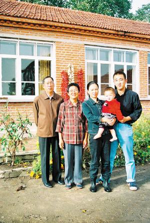 知青上山下乡故事:为了爱情他们放弃返城(组图)