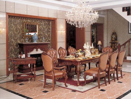餐厅 餐桌 家具 装修 桌 桌椅 桌子 500_380图片