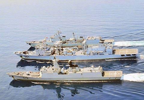 美国媒体称中国正在建造200艘新型现代化舰艇