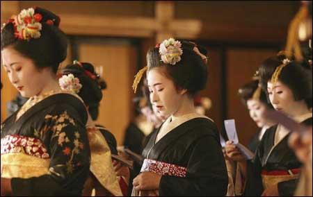 人老珠黄:古代艺妓与色妓的四种归宿_文化_凤