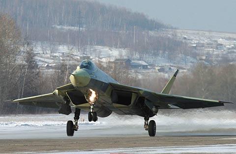 印T-50将压倒巴空军 巴媒望中国尽快开发五代机