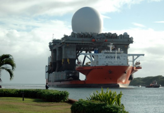 号外号外!美国1月31日进行陆基中段反导试验 雷达失灵拦截失败