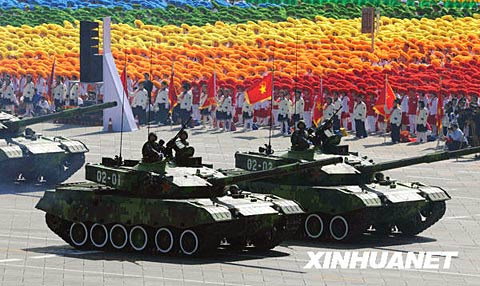 韩媒:中国96式坦克击败韩国K-2 取得近200辆订单