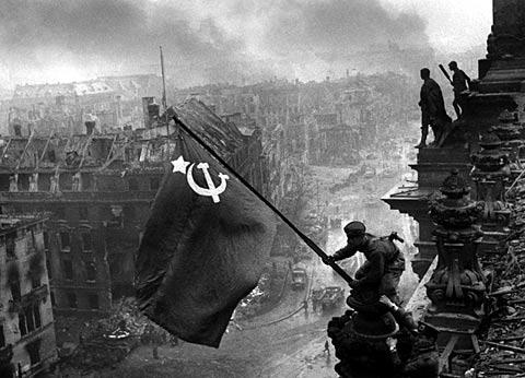 苏军攻克柏林 旗手 伊斯梅洛夫辞世 享年93岁图片