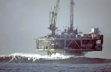马岛海域勘探正式开始:石油可确保英国用25年